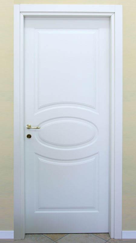 Porte interne decor odalisca